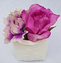 Rose de Boheme 801306 Künstliche DuftRose Natur,