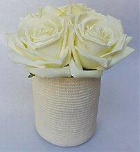 Rose de Boheme 801310 Künstliche Duftrose, Natur,