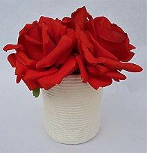 Rose de Boheme 801314 Künstliche Duftrose, Natur,