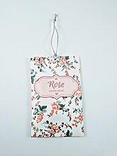 Rose Duft Duft Beutel zum Aufhängen–6Stück–Frischt Kleidung/Auto/Kleiderschrank/Zeichne