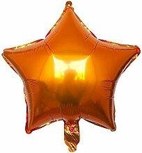 Rose Gold Confetti Bollons | 10pcs / lot 18 Zoll