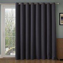 Rose Home Fashion Raumteiler-Vorhang, verdunkelnd,
