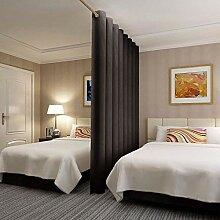Rose Home Fashion RHF Raumteiler-Vorhang, 3 x 2,4