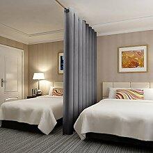 Rose Home Fashion RHF Raumteiler-Vorhang, 4,5 m