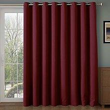 Rose Home Fashion RHF Raumteiler-Vorhang,