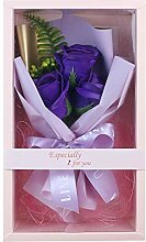 Rose Soap Flower handgemachte Seife Blumenstrauß