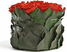 ROSEMARIE SCHULZ Heidelberg Blumengesteck mit 8