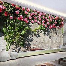 Rosenblütenrebe,Tapete Wandtattoo,3D-Tv