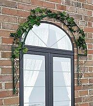 Rosenbogen für die Tür 100 x 21,5 x 107 cm
