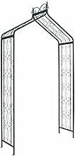 Rosenbogen Metall Denk Scale Rankhilfe 132x41x252