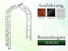 Rosenbogen Pergola Metallrosenbogen Gartenbogen