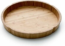 Rosendahl - Grand Cru - Tablett - Bambus - rund Ø