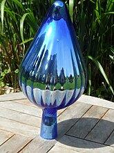 Rosenkugel FARBECHTES GLAS handgefertigt
