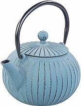 Rosenstein & Söhne Eisenguss-Teekanne: Asiatische