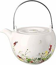 Rosenthal Brillance Wildblumen Teekanne,
