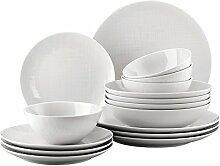 Rosenthal Porzellan-Set, Weiß