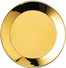 Rosenthal - Tric - Gold titanisiert -