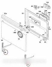 ROSIERES–Scharnier Tür-(x1) für Spülmaschine Rosieres