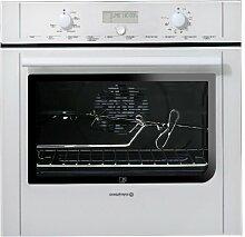 Rosieres RFI 4454 RB Elektro-Ofen 60 cm 9 Kochfunktionen 58 Liter Selbstreinigung Pyrolyse Weiß
