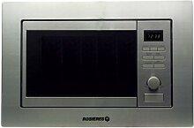 ROSIERES rmg200min–rosières rmg200min–Backofen Mikrowelle mit Grill–integriertem (E)–20Liter–800Watt–Edelstahl