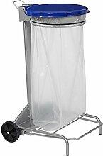 Rossignol Collecroule mobiler Abfallbehälter mit