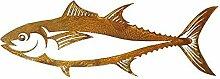 Rost Deko - Maritime Dekofigur: Fisch / Dekofisch
