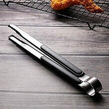 Rostfreier Stahl BBQ Zangen Barbecue Grill Food