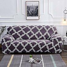 rostsp Sofaüberwurf Elastische Sofabezug Für
