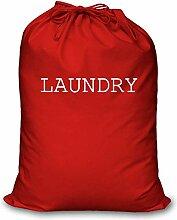 Rot Wäsche Tasche Aufbewahrung Organisation Heim