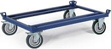 Rotauro Paletten-Fahrgestell, 121x101cm, 1200kg