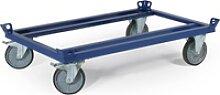 Rotauro Paletten-Fahrgestell, 121x101cm, 600kg