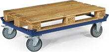 Rotauro Paletten-Fahrgestell, 121x81cm, 600kg
