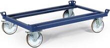 Rotauro Paletten-Fahrgestell, 81x61 cm, 2400kg