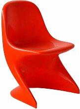 Roter Casalino 0 Stuhl von Alexander Begge für