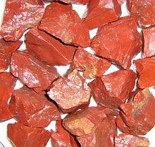 Roter Jaspis 1 kg., Rohsteine Minerale Wasseraufbereitung