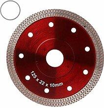 Rotes heißgepresstes Sintergeflecht Turbo Keramik