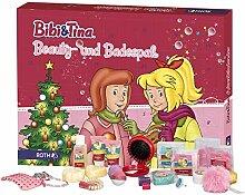 ROTH Bibi und Tina-Adventskalender 2020 gefüllt
