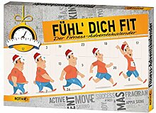 ROTH Fühl Dich Fit Adventskalender, Sortiment aus
