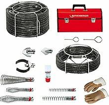 Rothenberger–Spiralen-Kit/Werkzeuge