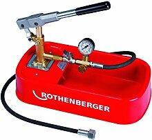 Rothenberger Pruefpumpe RP30 Manuell bis 30 bar, 1
