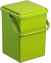 Rotho Bio Komposteimer 8 l für die Küche,