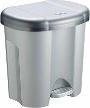 Rotho Duo Mülleimer zur Mülltrennung mit zwei