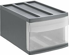 Rotho Systemix Schubladenbox 1 Schublade,