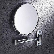 rotierenden Spiegel/Wand-Spiegel/Bad Faltung Lupe Brille-A
