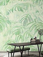 ROTOLI Moderne Tapete Tropische Wand komplett XL -