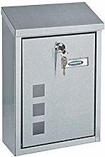 Rottner T06047 Casa INOX Design-Briefkasten aus