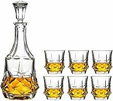 Rotwein Whisky Weinglas Haushalt Kristallglas