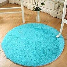 Round Area Teppich Schaukel Chassis Teppich
