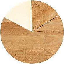 Round Holz Wandleuchte, LED 24W