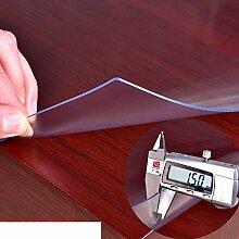 round pads/transparent,weichglas/pvc,kristall-teller,weichglas tischdecke/wasserdicht],burn-proof,Öl-beweis,wegwerfauflage/untersetzer-B Durchmesser70cm(28inch)